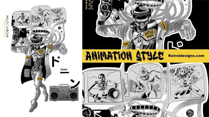 Animation Style